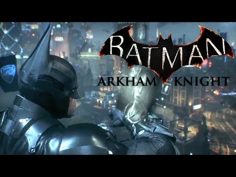 Batman Arkham Knight PS4 Gameplay Analysis (PEGI 18 & ESRB M for Mature) - YouTube thumbnail