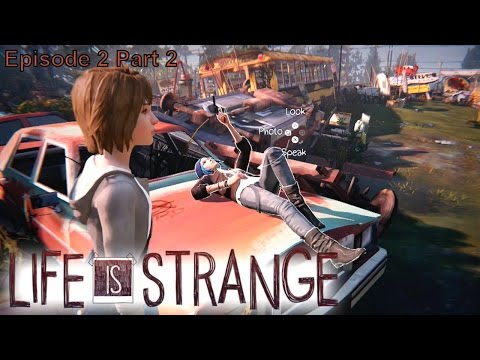 Let's Play Life is Strange: Episode 2.2: Difficult Decisions – Finding Five Bottles - YouTube thumbnail