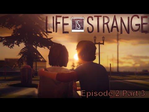 Let's Play Life is Strange: Episode 2.3: Difficult Decisions - YouTube thumbnail
