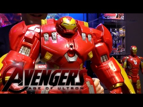 Marvel Age of Ultron & Ant Man (Speech & Lights Tested) - YouTube thumbnail
