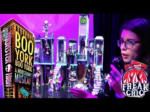 Monster High – 2015 Boo York & Freak du Chic - YouTube thumbnail