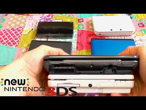 New 3DS XL 15 Hour Mugen Battery – Unboxed, Fitted & Group Tested - YouTube thumbnail