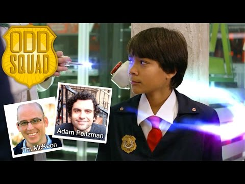 ODD SQUAD – Creators Talk Math and Madness – Clips: Jinx (Ep 23) and Soundcheck (Ep 22) - YouTube thumbnail