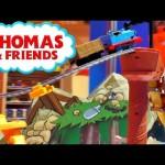Thomas and Friends – Turbo Flip, Minis, Shipwreck Rails - YouTube thumbnail