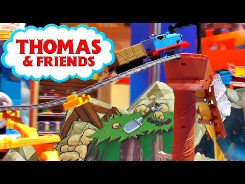 Thomas and Friends – Turbo Flip, Minis, Shipwreck Rails - YouTube thumbnail
