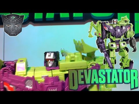 Transformers 2015 – Devastator, Generations Combiners (Menasor and Superion) - YouTube thumbnail