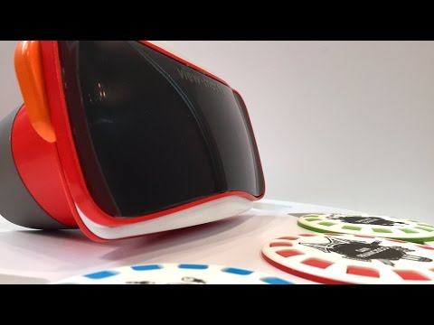 View-Master brings virtual reality to iOS and Android - YouTube thumbnail