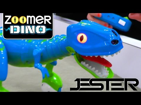 Zoomer Dino Jester – Zombie, Burps, Farts, New Remote - YouTube thumbnail