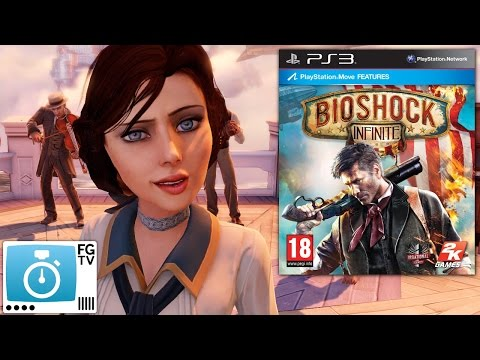 3 Minute Guide: Bioshock Infinite (PEGI 18+) - YouTube thumbnail