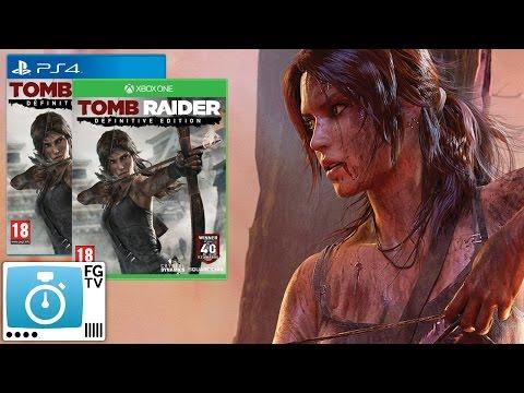 3 Minute Guide: Tomb Raider Definitive Edition (PEGI 18+) - YouTube thumbnail