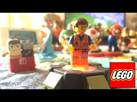"Is ""Lego Dimensions"" A Thing? – Lego President talks Toys to Life and Lego - YouTube thumbnail"