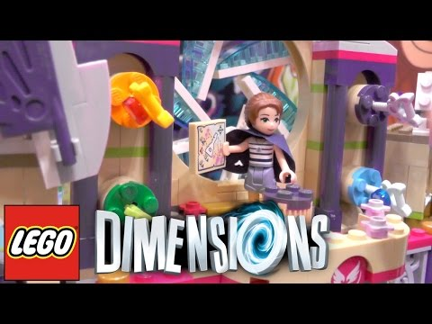 LEGO Dimensions Details – Elves, Scooby Doo, Ghostbusters, Multi-Player, Open World, Packs - YouTube thumbnail