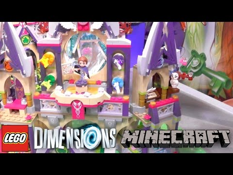 LEGO Dimensions: Elves & Minecraft – Toys to Life Interview (Part 2 of 2) - YouTube thumbnail