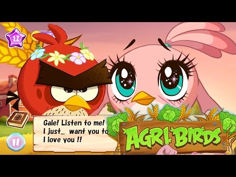 New Angry Birds Game (Agri Birds) combines Five Nights at Freddy's and Shotgun Whack a Mole - YouTube thumbnail