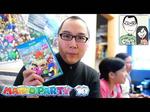 Why Amiibos Matter in Mario Party 10 - YouTube thumbnail