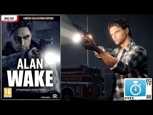 2 Minute Guide: Alan Wake (PEGI 16+) and American Nightmares (PEGI 18+)