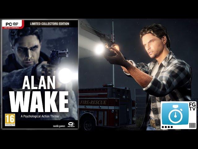2 Minute Guide: Alan Wake (PEGI 16+) and American Nightmares (PEGI 18+)