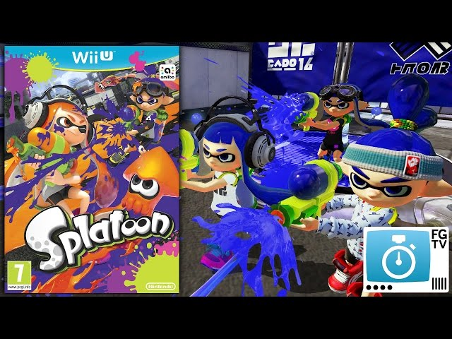 2 Minute Guide Splatoon (PEGI 7+)