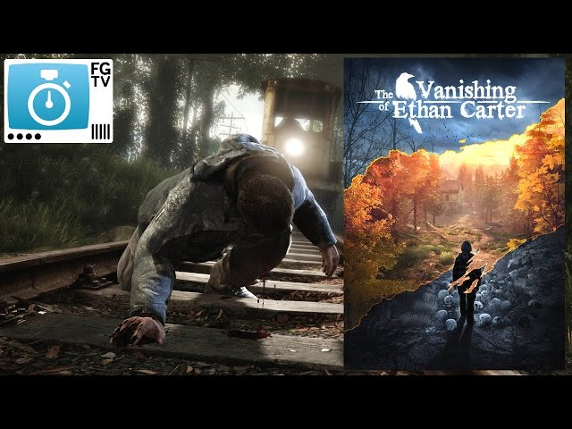 2 Minute Guide: The Vanishing of Ethan Carter PS4 (PEGI 18+)