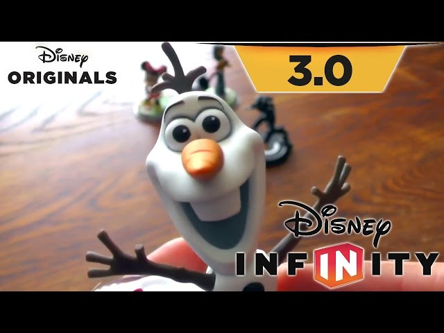 Disney Infinity 3.0 – Originals Frozen's Olaf, Mickey, Minnie, Sam Flynn, Quorra, Mulan