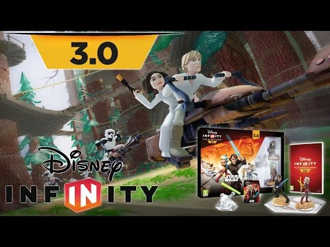 Disney Infinity 3.0 Star Wars Trailer & Starter Pack Analysis - YouTube thumbnail