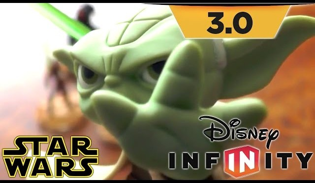 "Disney Infinity 3.0 Star Wars ""Twilight"" Toy Tour – Ahsoka, Anakin, Yoda, Obi Wan, Darth Maul"