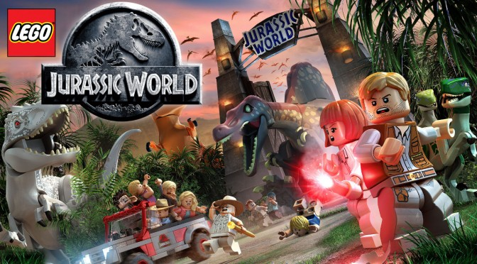 Download LEGO Jurassic World PS4 game free