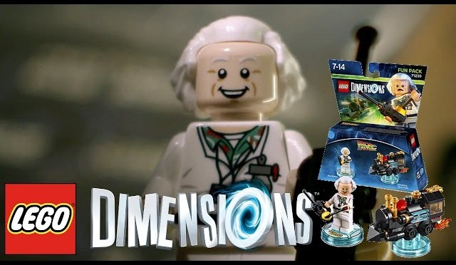 LEGO Dimensions Game-Play Trailer – Doc Brown, Aquaman, Bane, Superman