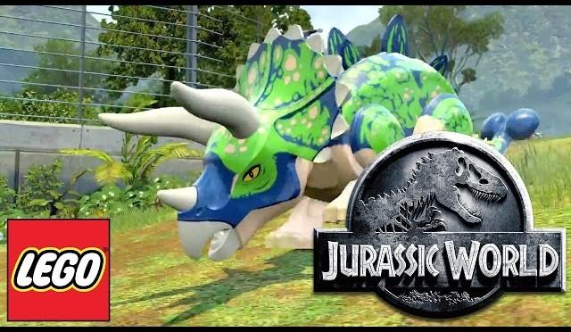 LEGO Jurassic World – HD Dino, Hub, DLC Game-Play