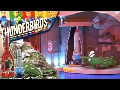 New Tracy Island (2015) – Thunderbirds Are Go Toys - YouTube thumbnail