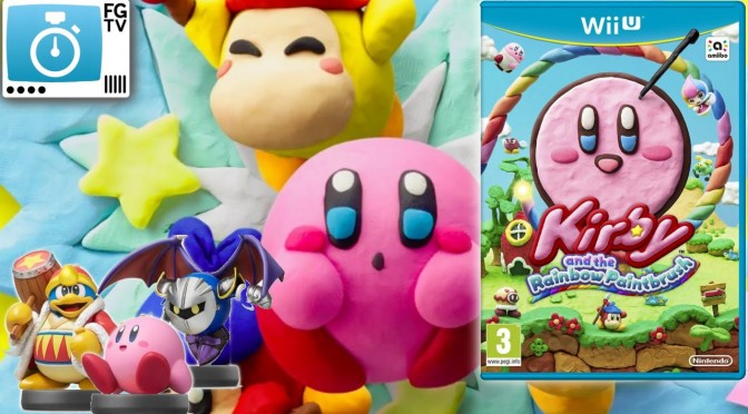 2 Minute Guide: Kirby Rainbow Paintbrush / Curse (PEGI 7)