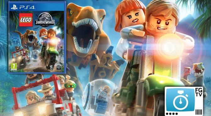 2 Minute Guide: Lego Jurassic World (PEGI 7+)