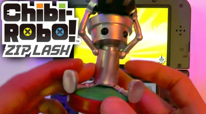 Chibi-Robo Zip Lash – Hands On Let's Play