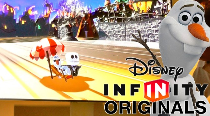 "Disney Infinity 3.0 – Every ""Wave 1″ Disney Original Character Maxed"