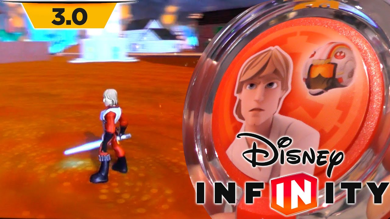 Disney Infinity 3.0 Every Wave 1 Power Disc