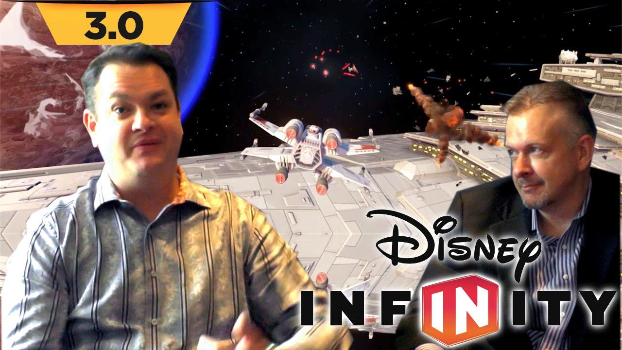 Disney Infinity 3.0 Star Wars – Price Cut, Blind Packs & Digital Downloads