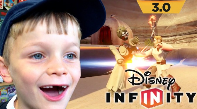 "Disney Infinity 3.0 ""Twilight of Republic"" – Is It Awesome?"