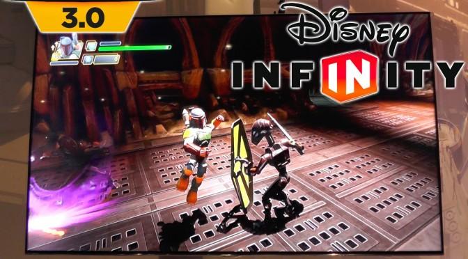 Disney Infinity 3.0 Twilight Play-Set – Upgrade Trees, Boba Fett, Darth Vader
