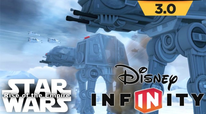 Disney Infinity Rise of the Empire – Game-Play Analysis