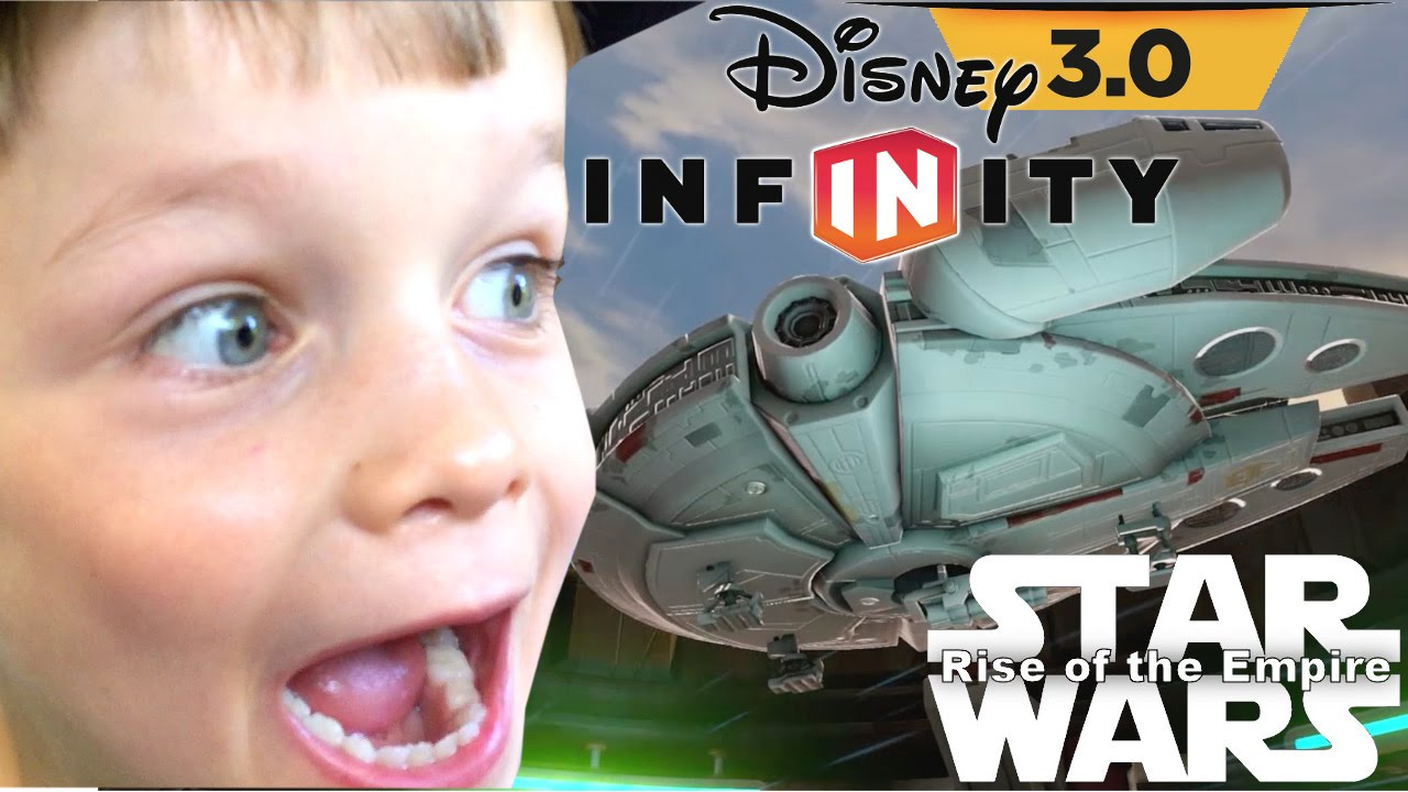 Disney Infinity Star Wars – Is It Awesome?
