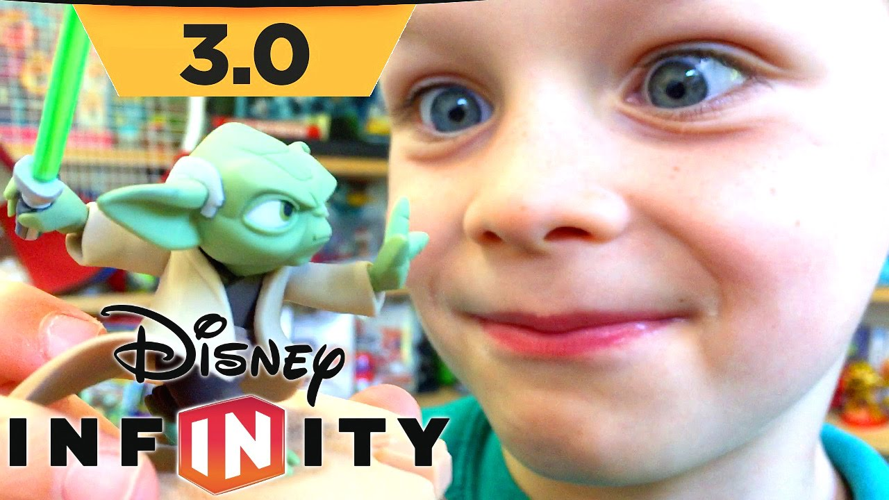 Disney Infinity Star Wars Toys – Is It Awesome? w/ Surprise & Comp