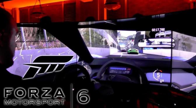 Forza Motorsport 6 – Sebring at Night and Three Screen $100,000 Set-up