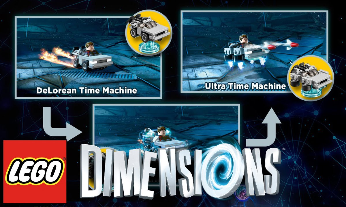 LEGO Dimensions – Brick Building Analysis