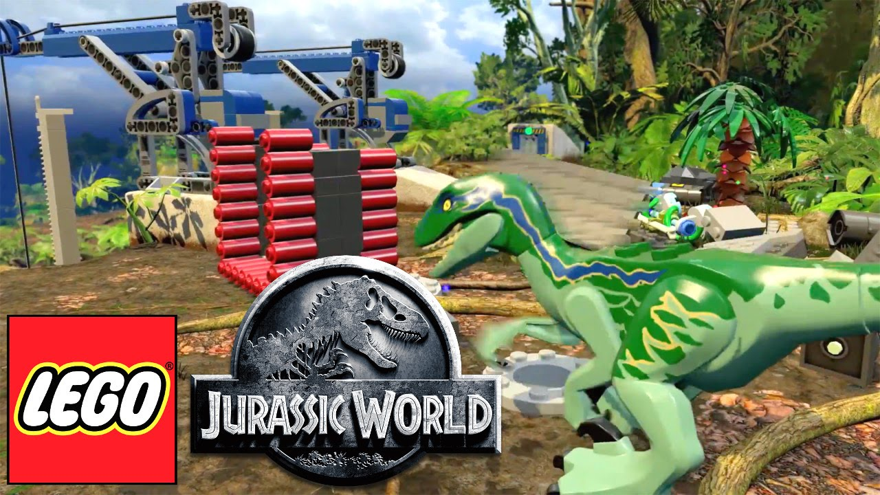 LEGO Jurassic World Launch Trailer – Analysis vs. Dimensions