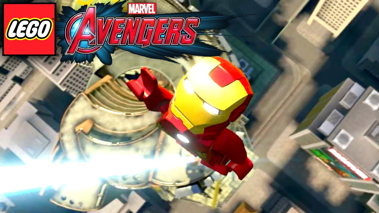Lego Marvel's Avengers Trailer Analysis