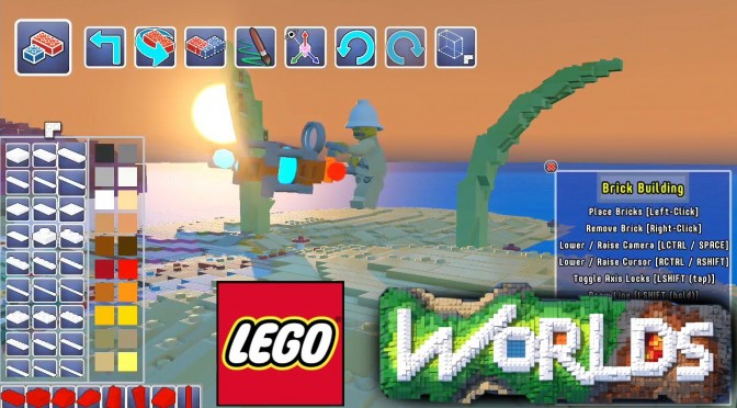 LEGO Worlds – Dad Tested