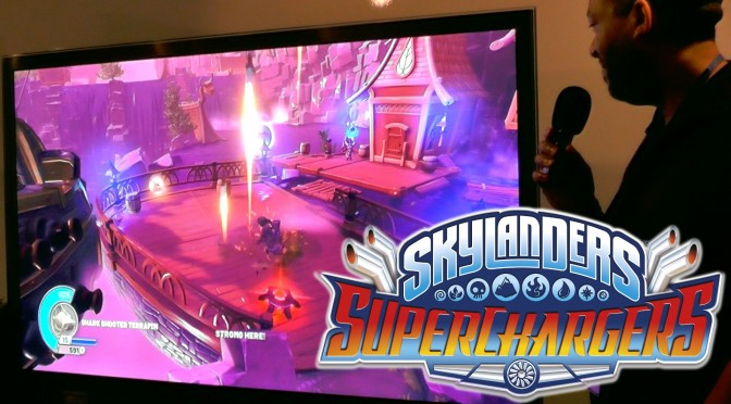 "Skylanders SuperChargers – Let's Play ""Cloud Breather Dragon"""