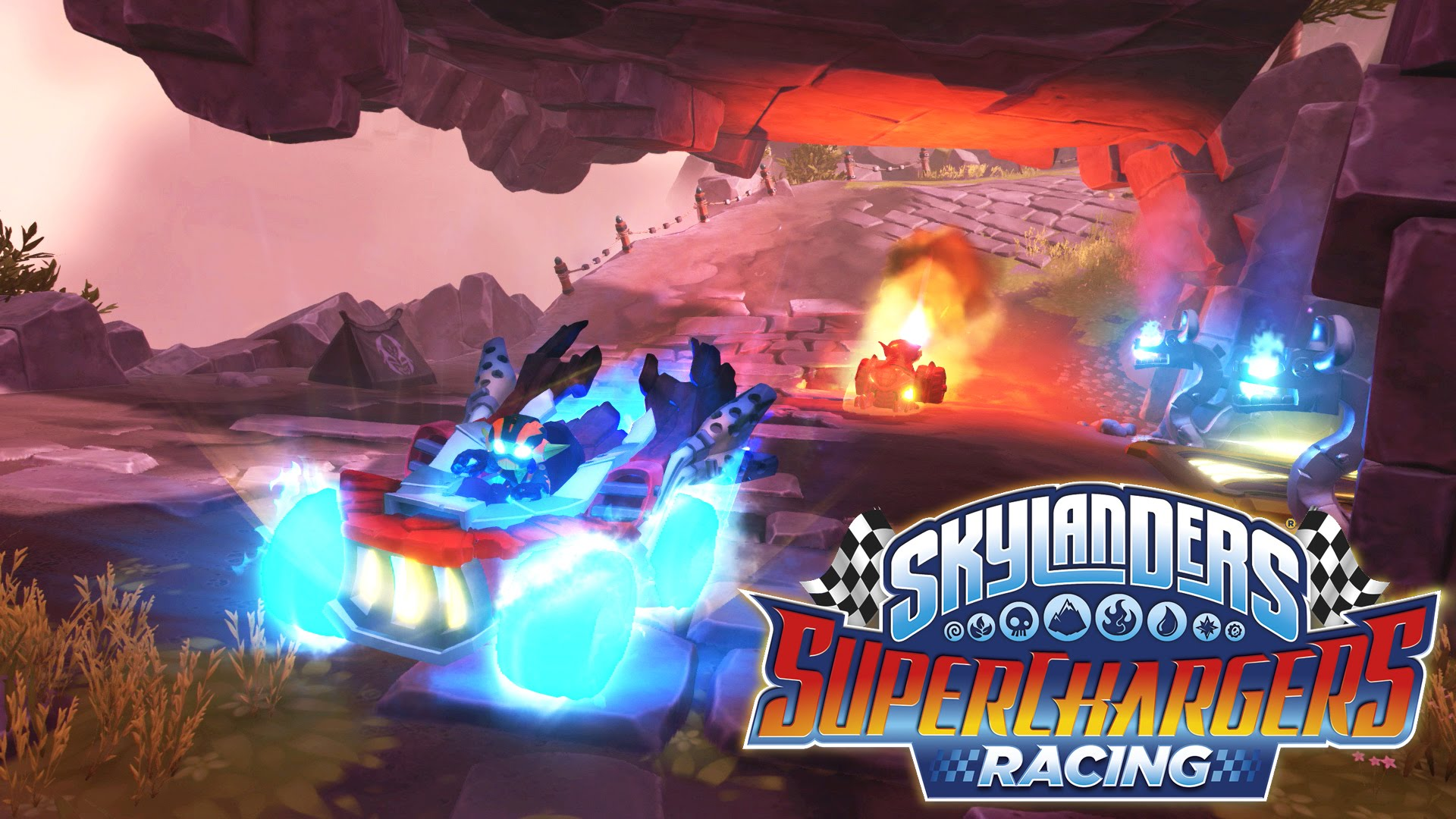 Skylanders SuperChargers Racing – Wii U, Wii & 3DS Game Analysis