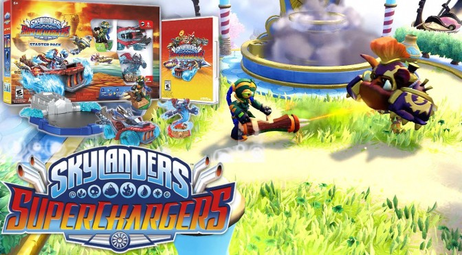 Skylanders SuperChargers Starter Pack vs. Portal Owners Pack Review