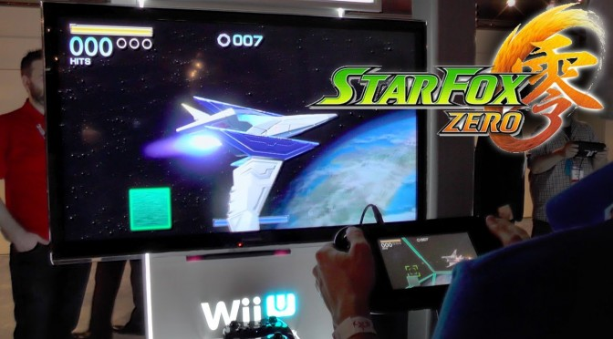 Star Fox Zero – Let's Play Hands On